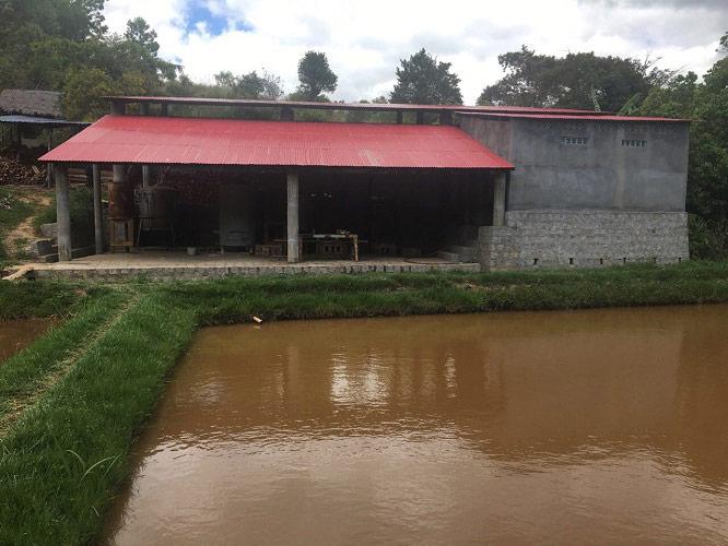 Plantations et Distillerie Moramanga ( Agtech ) - Madex